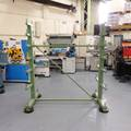 STEEL BAR RACK Made By Workshop UK