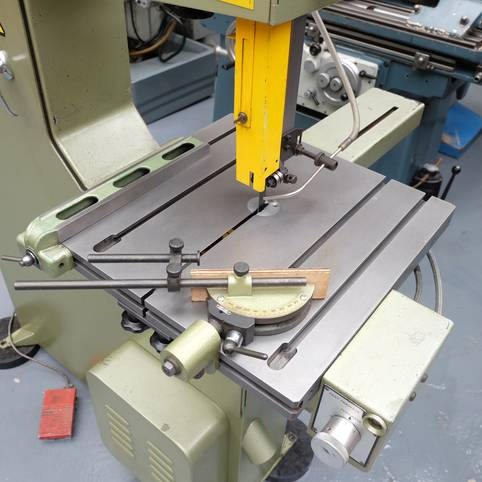 STARTRITE 20 RWH Vertical Bandsaw