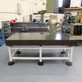 GRANITE SURFACE TABLE on Steel Levelling Stand