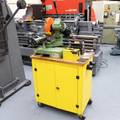 PEDRAZZOLI BROWN 250 Cutting Deburring and Hydraulic Power Flanging Station