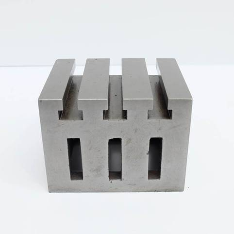 TEE SLOTTED CUBE