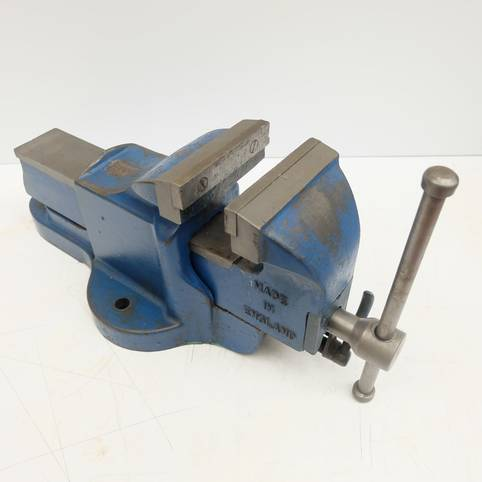 RECORD No.24 Quick Release Bench Vice